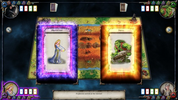 Talisman (Bilder: Headup Games)