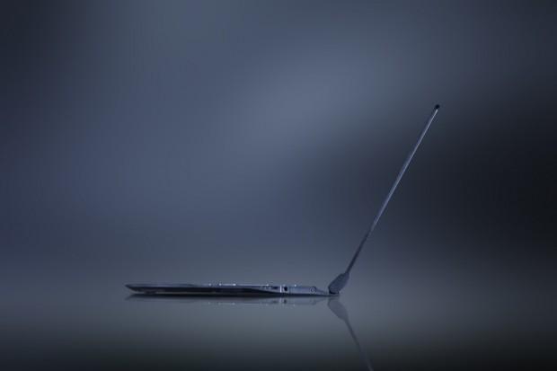 Notebook-Prototyp von Tobii und Synaptics (Bild: Tobii/CC BY 3.0)