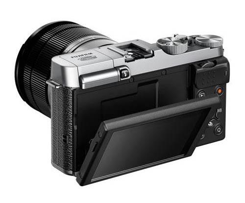 Ist das die Fujifilm X-M1? (Bild: digicame-info.com)
