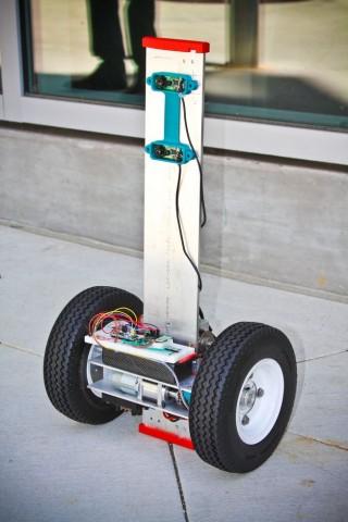 Roboter FFR (Foto: Jacobs School of Engineering/UCSD)