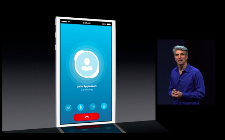 Apple: iOS 7 mit Multitasking und neuem Interface -