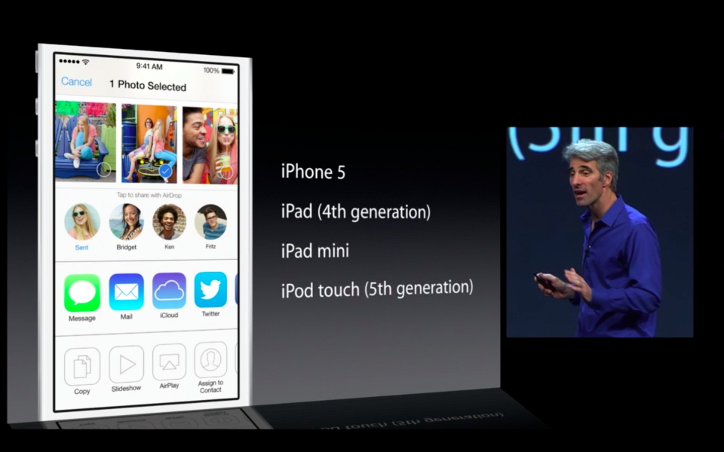 Apple: iOS 7 mit Multitasking und neuem Interface -