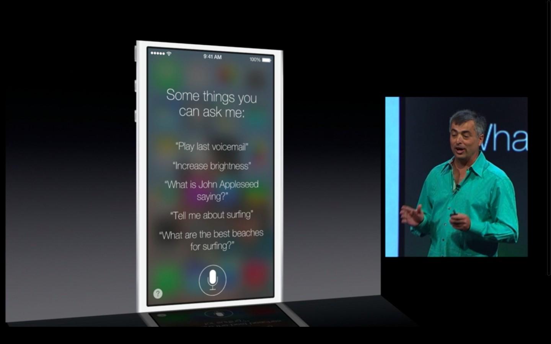 Apple: iOS 7 mit Multitasking und neuem Interface - ...und besser. (Bild: Apple/Screenshot: Golem.de)