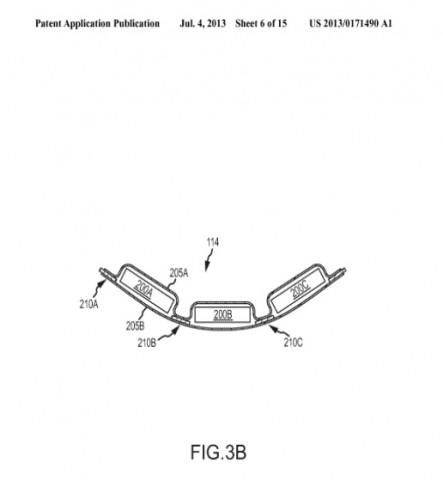Apple-Patentantrag 20130171490 (Bild: US-Patent- und Markenamt)