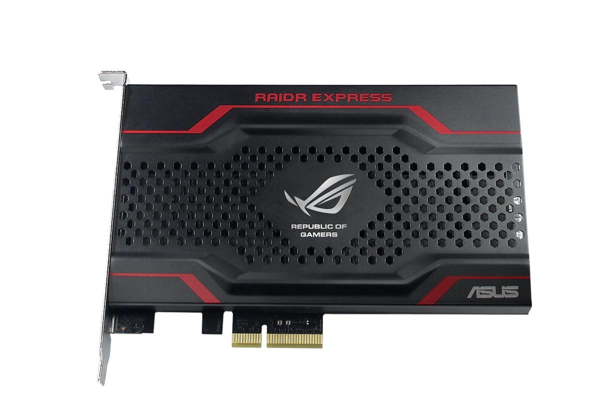 Asus Raidr: Schnelle PCI-Express-SSD bootet auch mit altem Bios - Die Raidr-SSD