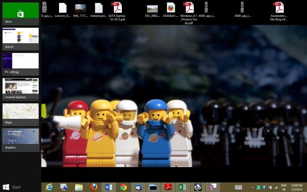 ...funktioniert auch unter Windows 8.1 noch. (Screenshot: Golem.de)