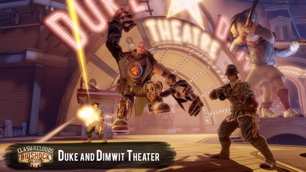 Bioshock Infinite: Clash in the Clouds (Bilder: 2K Games)