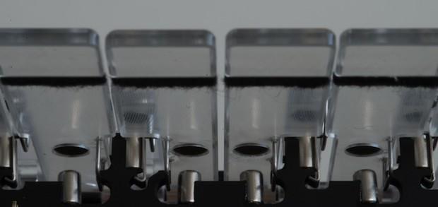 Die Tasten des C.24-Keyboards (Bild: Kickstarter)