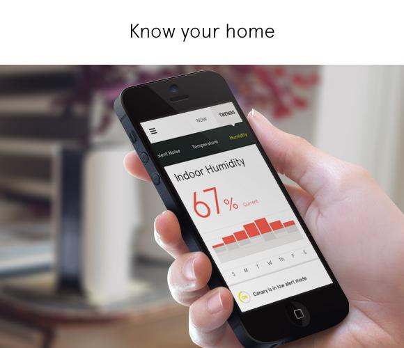 Sensorstick: Canary wacht über das Zuhause - Canary (Bild: Indiegogo)