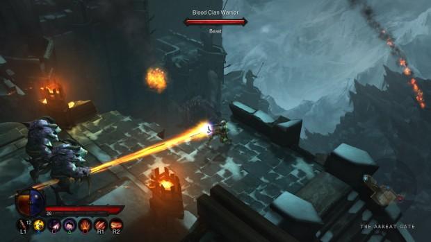 Konsolenversion von Diablo 3 (Bilder: Blizzard)