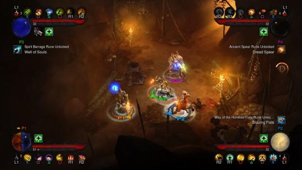 Diablo 3 Konsole