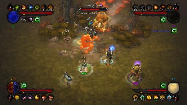Konsolenversion von Diablo 3