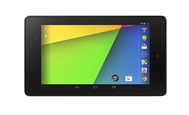 Google: Spezifikationen und Benchmarks zum neuen Nexus 7 geleakt - Das neue Nexus 7 von Google (Bild: Best Buy)