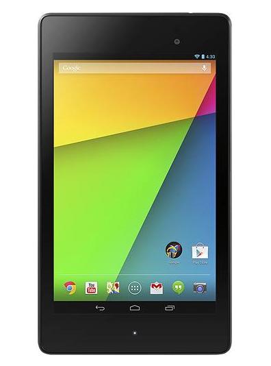 Google: Spezifikationen und Benchmarks zum neuen Nexus 7 geleakt -