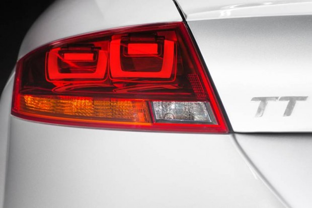 OLED-Rücklicht (Bild: Uni Köln)
