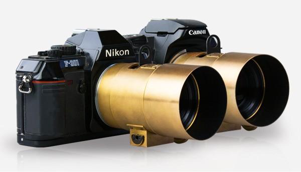 Petzval an analogen Kameras (Bild: Kickstarter)