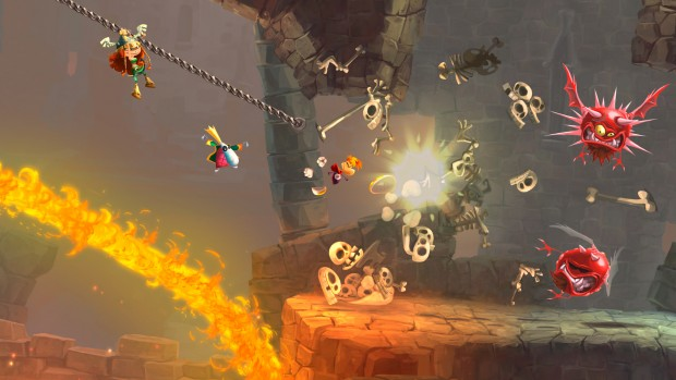 PC-Version von Rayman Legends (Bilder: Ubisoft)