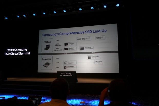 NVMe-SSDs sollen 2014 nicht nur in Servern eingesetzt werden. (Foto: Andreas Sebayang/Golem.de)