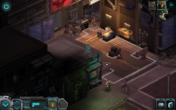 Shadowrun Returns (Bilder: Golem.de)