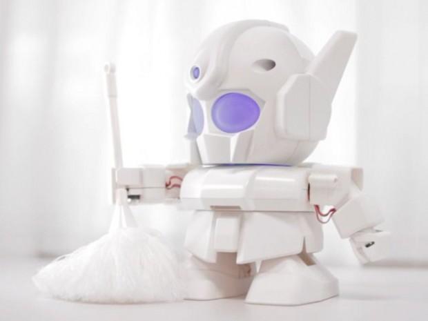 Rapiro ist ein kleiner, possierlicher Roboter. (Bild: Shota Ishiwatari)
