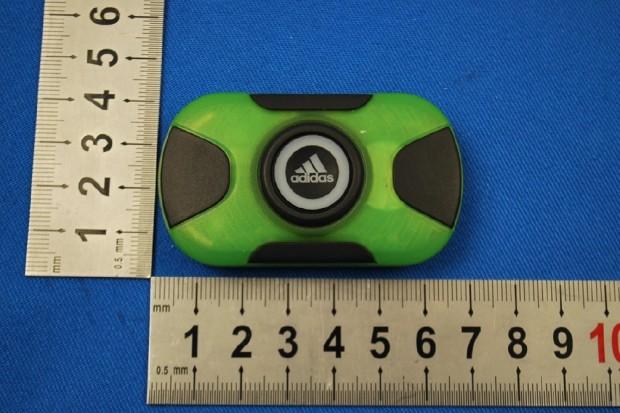 Adidas Micoach X-Cell (Bild: FCC)