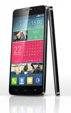 One Touch Idol X (Bild: Alcatel)