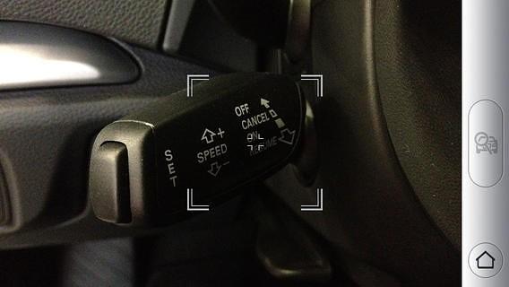Audi eKurzinfo 3.0 (Bild: Audi)
