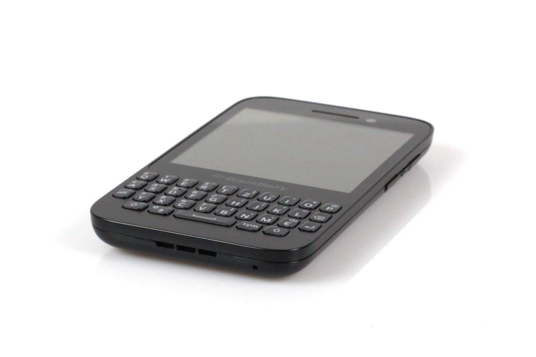 Blackberry Q5 im Test: Tippen bis zum Morgengrauen -