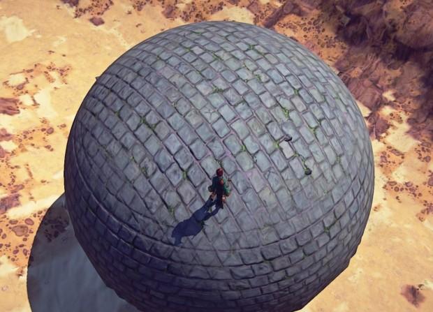 Everquest Next soll nahezu runde Oberflächen bieten,...