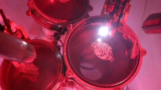 Einzelnes Instrument des Drumsynthesizers TR-808