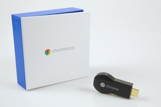 Googles neuer HDMI-Stick ermöglicht Streaming von mobilen Geräten und dem PC auf einen Fernseher.