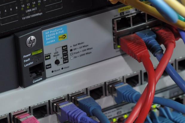 HP entfernt bei der 2520-Serie das Java-Interface. (Foto: Andreas Sebayang/Golem.de)