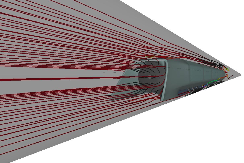Hyperloop: Menschliche Rohrpost mit 1.220 km/h -