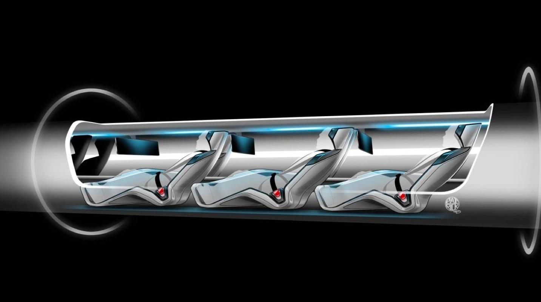 Hyperloop: Menschliche Rohrpost mit 1.220 km/h - Hyperloop-Kapsel
