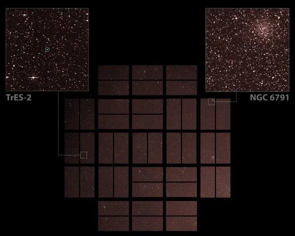 Keplers Sichtbereich. (Bild: Nasa JPL)