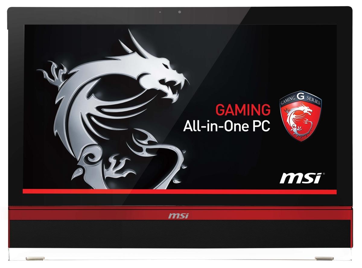 MSI AG2712A: Gaming-AIO mit SSD-Raid und Touchscreen für 2.500 Euro - ... und vorne nicht...