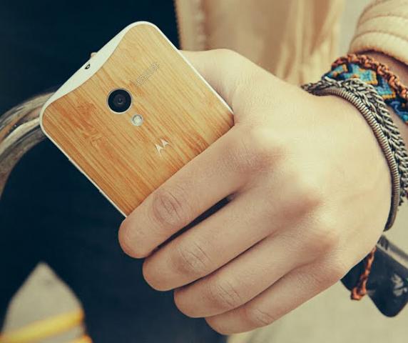 Das neue Motorola Moto X (Bild: Motorola)