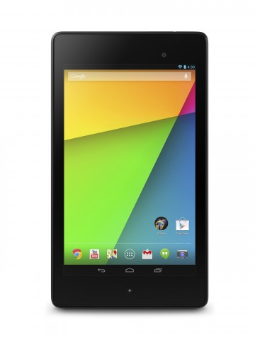 Neues Nexus 7 (Quelle: Google)