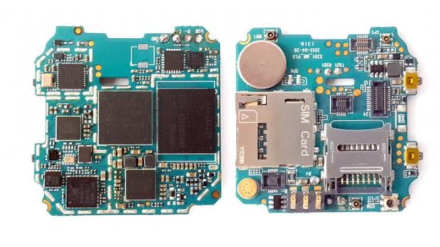 Board der Omate True Smart (Bild: Kickstarter)