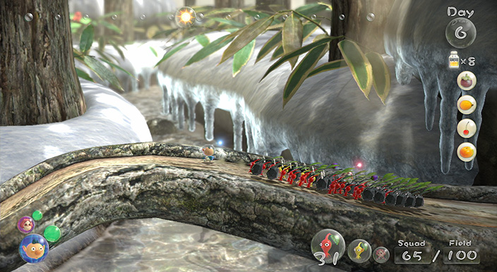 Test Pikmin 3: Saftiges Multitasking - Pikmin 3