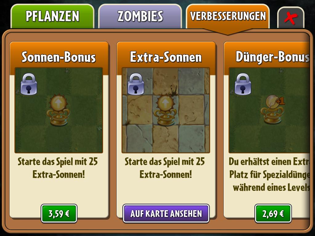 Plants vs. Zombies 2 angespielt: Erbsengemüse Reloaded -