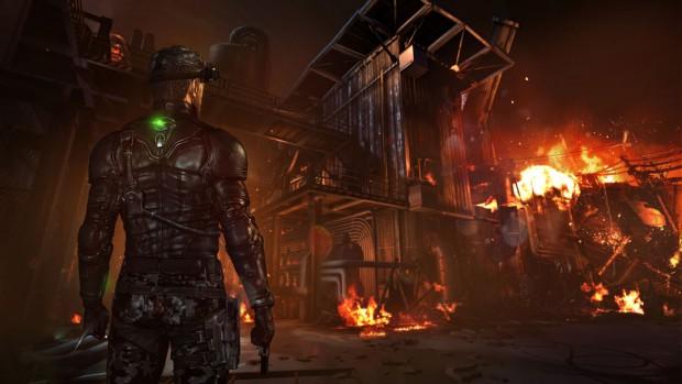 Splinter Cell Blacklist (Bilder: Ubisoft)