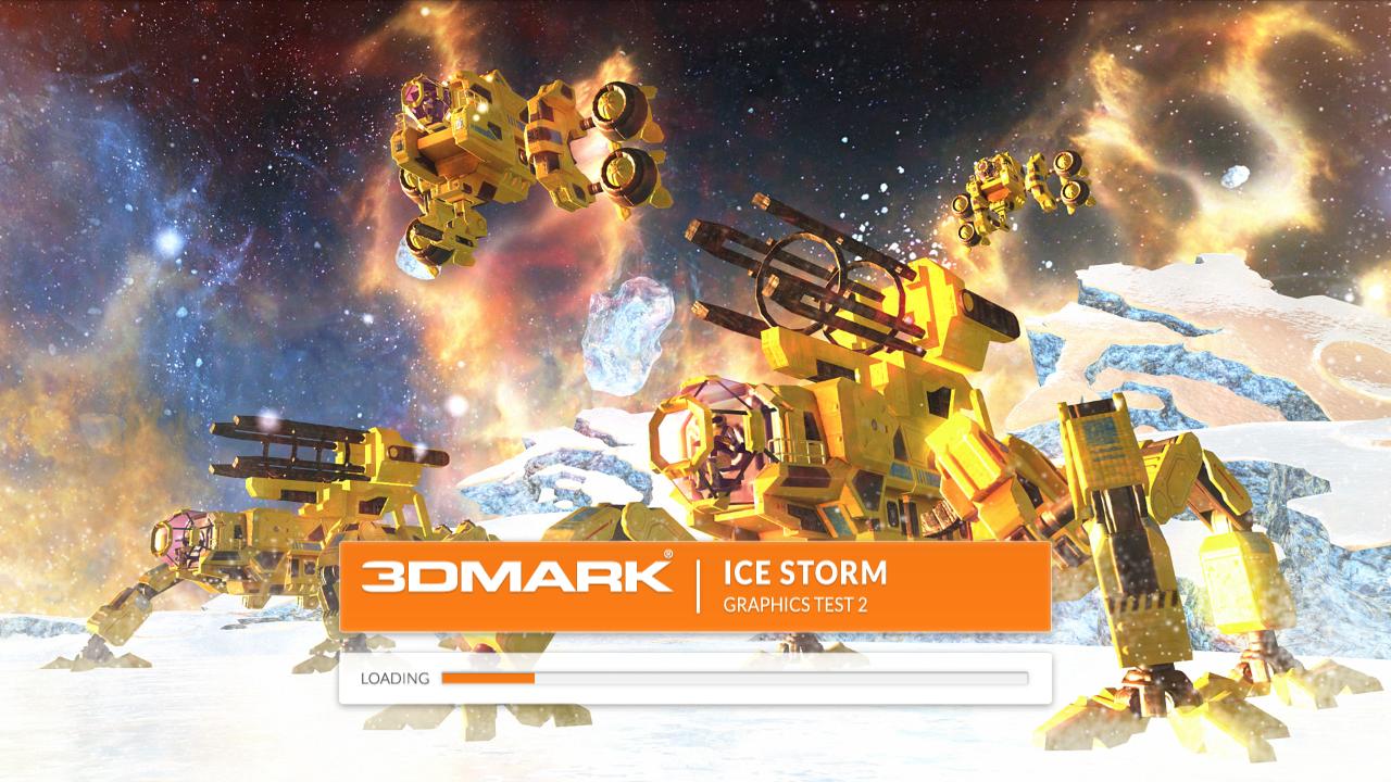 Nvidia Shield im Test: Android-Gameboy auf Steroiden - Der zweite Grafiktest des 3DMark Ice Storm (Screenshot: Golem.de)