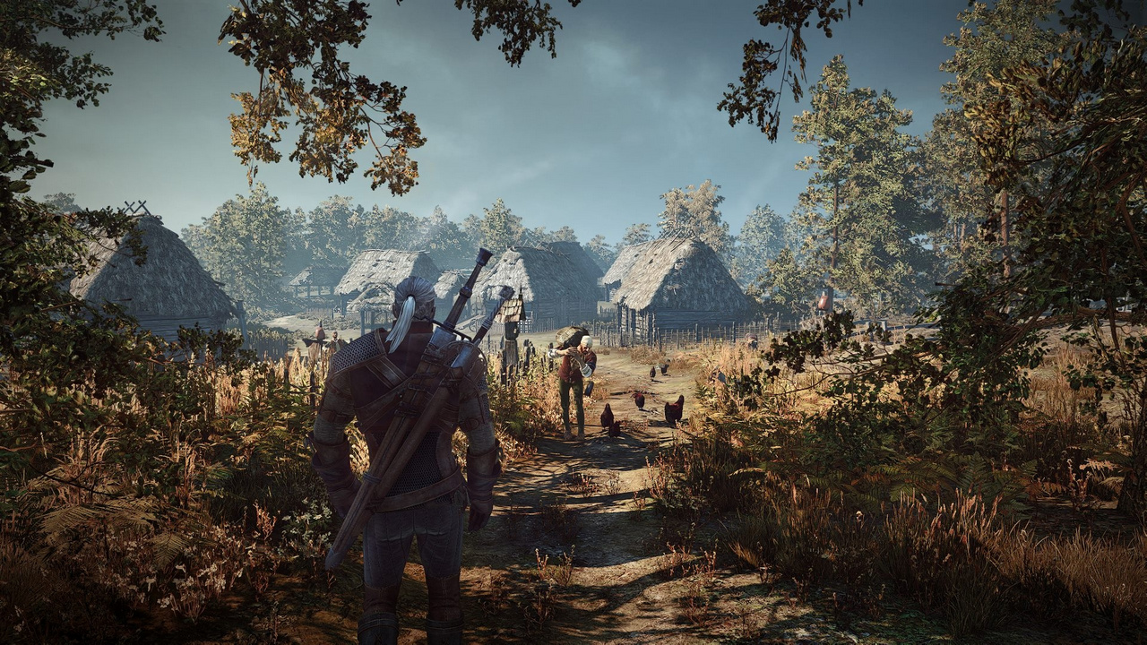 The Witcher 3: Des Hexers haarige Entwicklung -