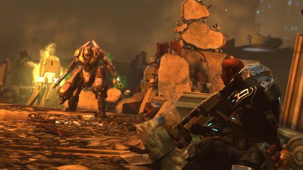 Xcom Enemy Within (Bilder: 2K Games)