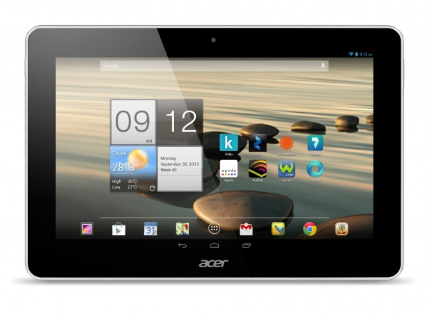 Acers neues Android-Tablet Iconia A3 (Bild: Acer)