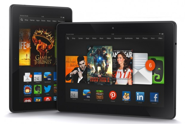 Kindle Fire HDX (Bild: Amazon)