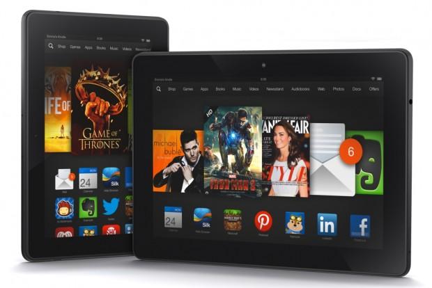 Kindle Fire HDX (Bild: Amazon)