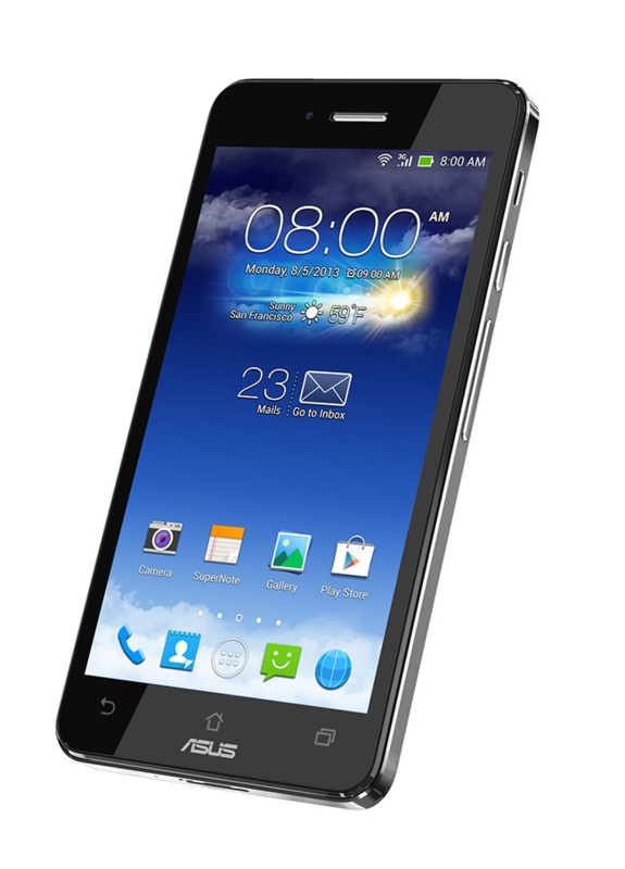 Asus: Neues Padfone Infinity kommt im Herbst für 550 Euro - Padfone Infinity A86 (Quelle: Asus)