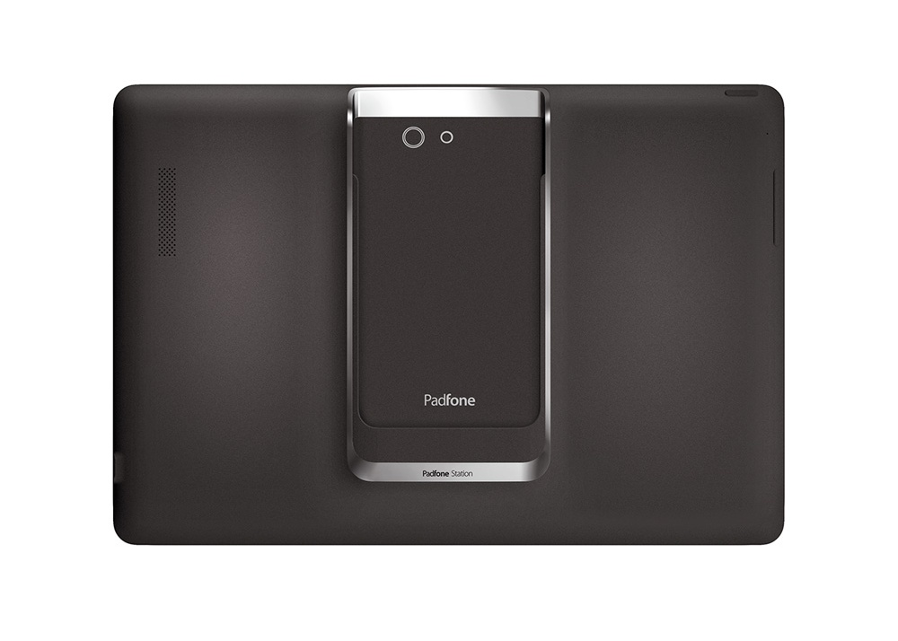 Asus: Neues Padfone Infinity kommt im Herbst für 550 Euro - Padfone Infinity A86 im Tablet-Dock (Quelle: Asus)